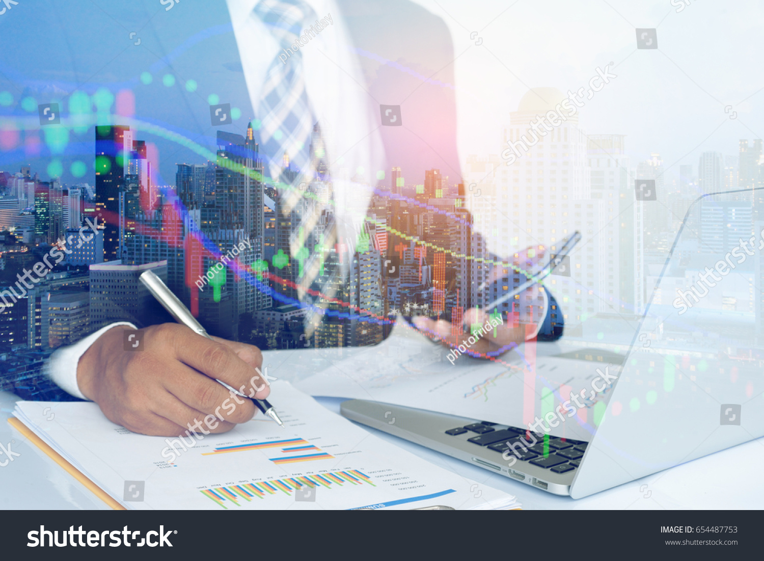 stock-photo-double-exposure-business-people-do-market-research-and-stock-analysis-to-investigate-the-654487753